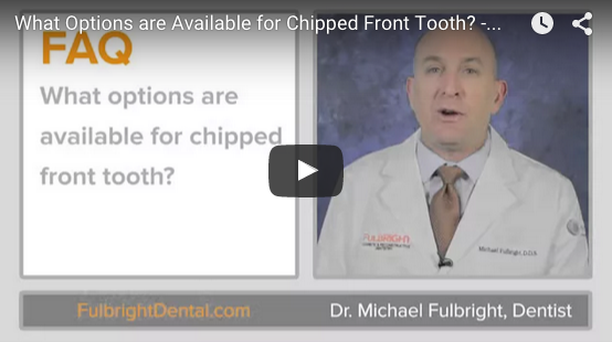 What Treatments Are Available For A Chipped Front Tooth